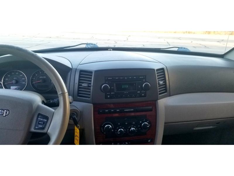 Jeep Grand Cherokee 2007 price $6,500
