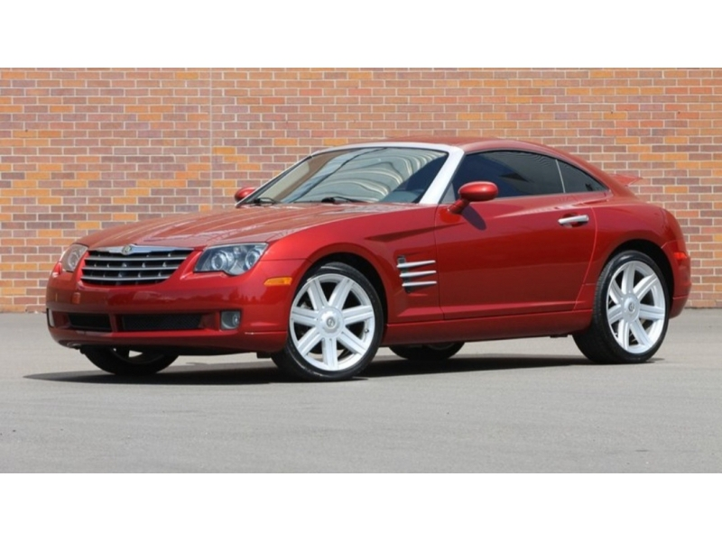 Chrysler Crossfire 2005 price Call for Pricing.