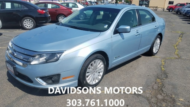 2010 FORD FUSION HY