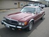 MERCEDES BENZ 450SLC 1980