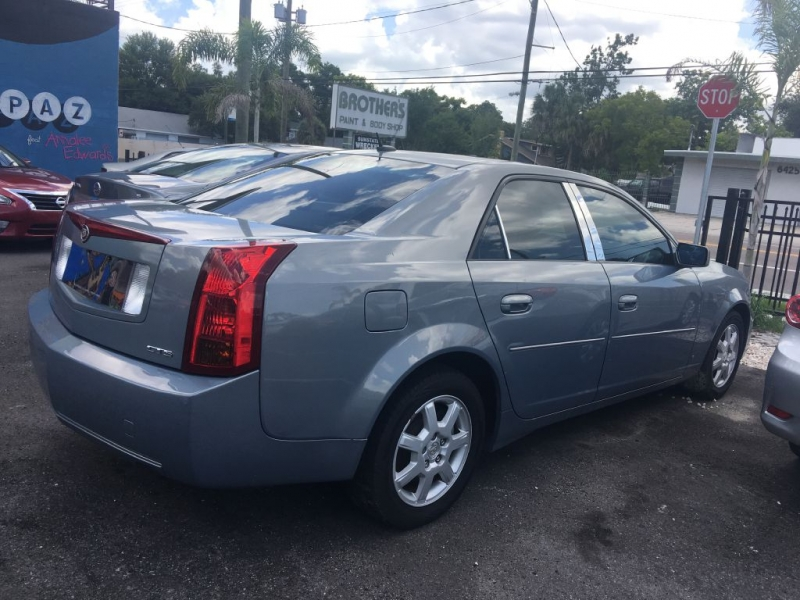 CADILLAC CTS 2007 price Call for Pricing.