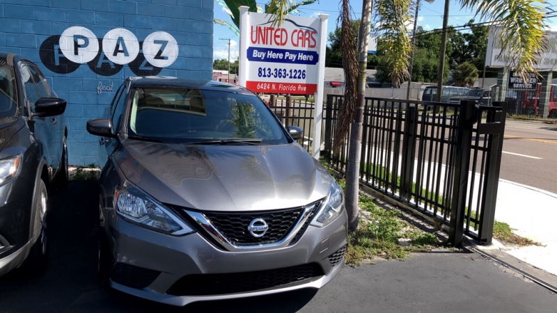 NISSAN SENTRA 2016 price call for pricing