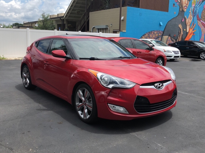 HYUNDAI VELOSTER 2013 price call for pricing