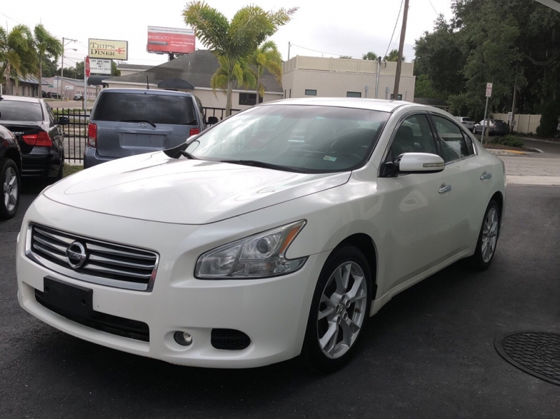 NISSAN MAXIMA 2012 price call for pricing