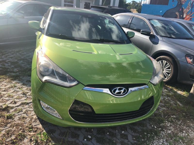 HYUNDAI VELOSTER 2012 price $6,550