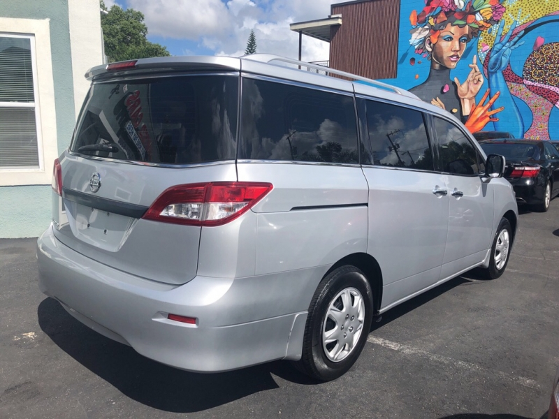 NISSAN QUEST 2014 price call for pricing