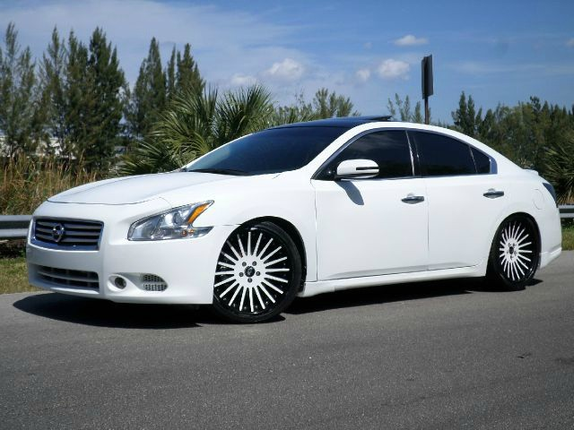 2010 Nissan Maxima 35 Sv 22 Forgiato Wheels Panoramic Roof Leather