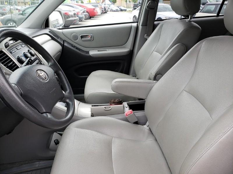 Toyota Highlander 2007 price $7,800
