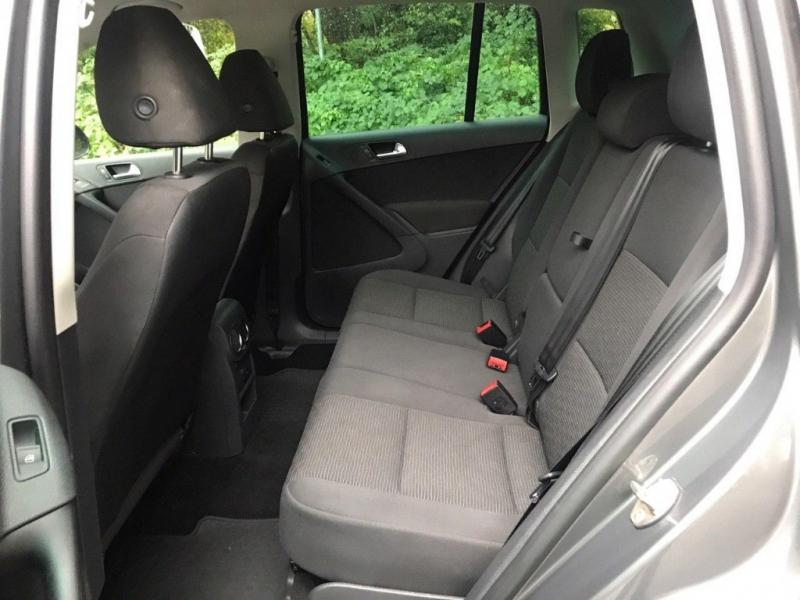 Volkswagen Tiguan 2014 price $8,900