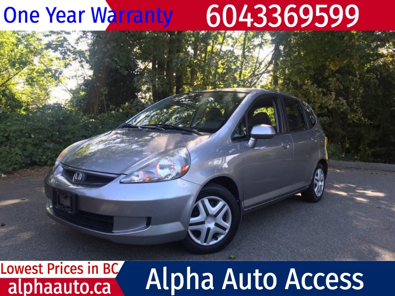 Honda Fit 2008 price $6,500