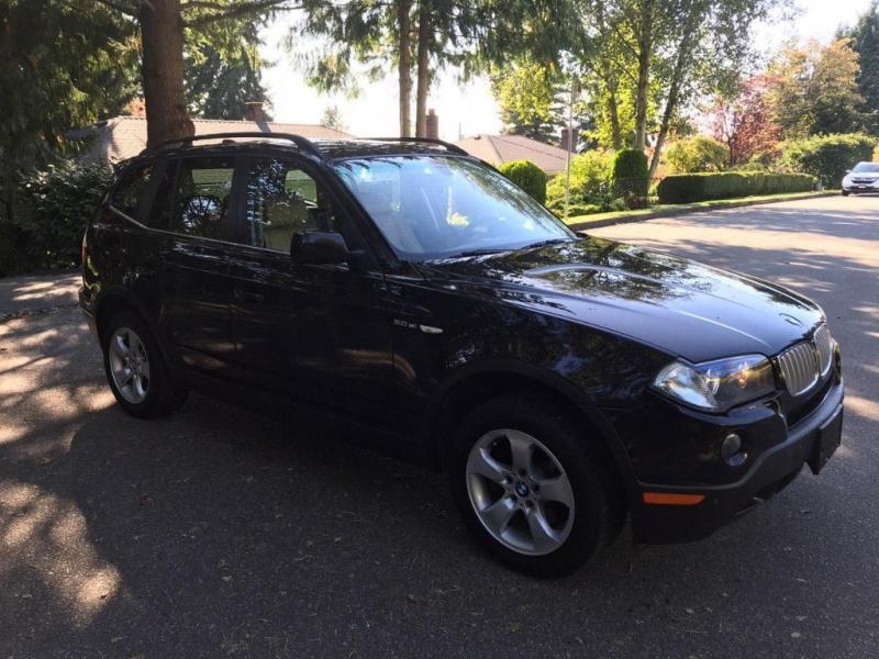BMW X3 2007 price $8,800