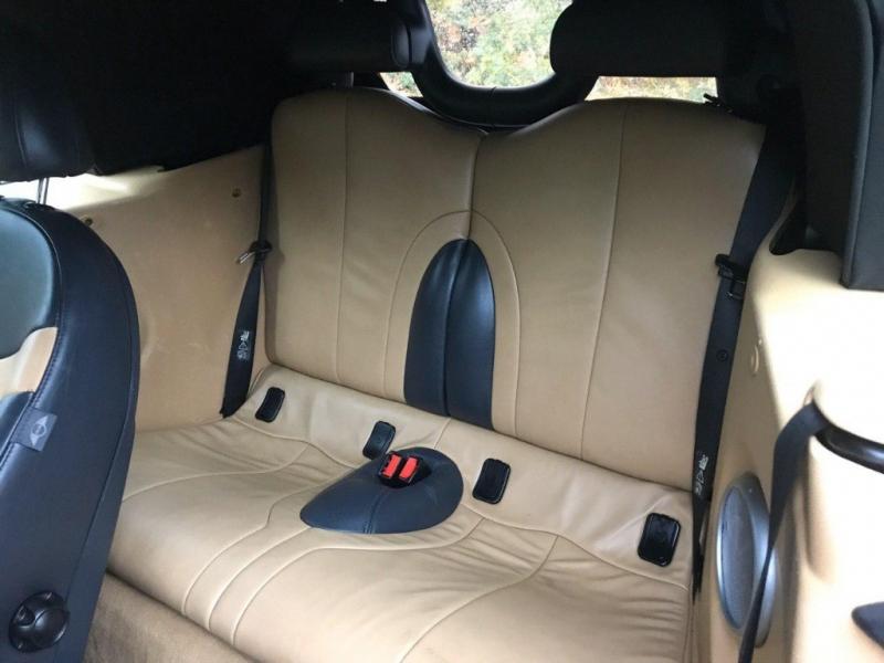 Mini Cooper Convertible 2005 price $5,800