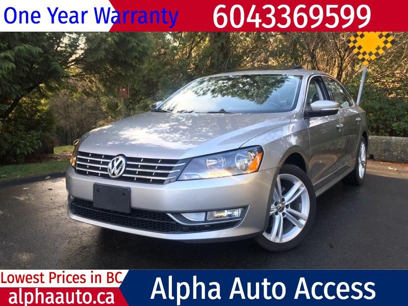 Volkswagen Passat 2013 price $12,800