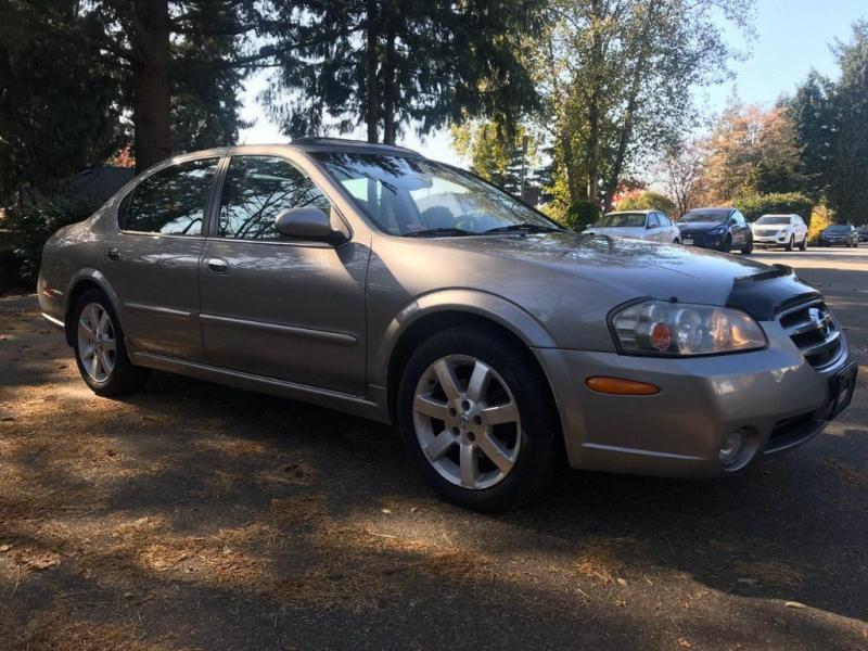 Nissan Maxima 2002 price $3,500