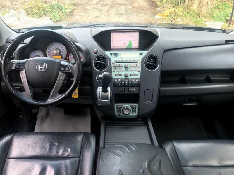 Honda Pilot 2011 price $15,500