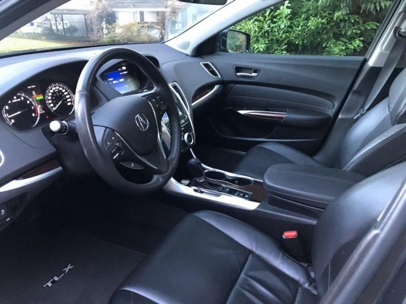 Acura TLX , Teck Pack, Navi 2015 price $16,500