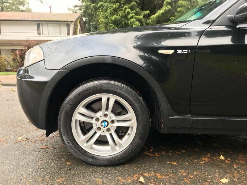 BMW X3 2006 price $4,800