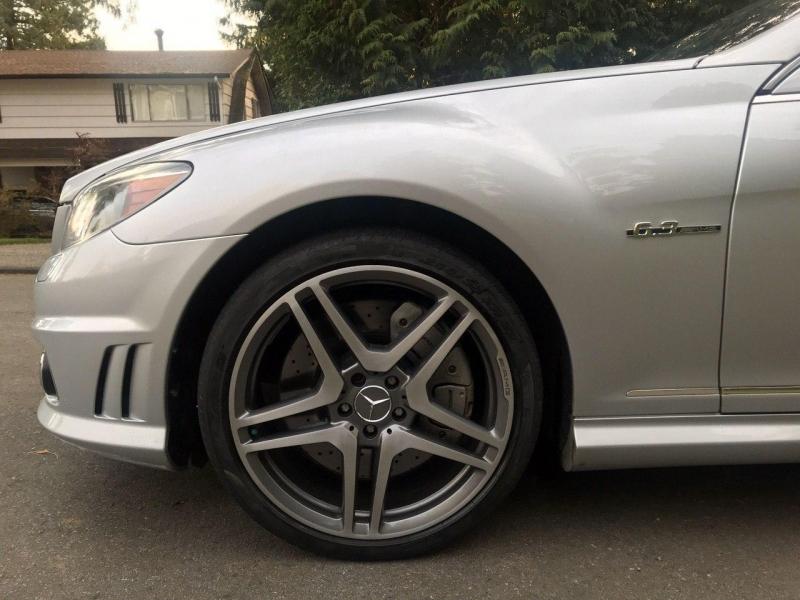 Mercedes-Benz CL-Class 2008 price $22,900