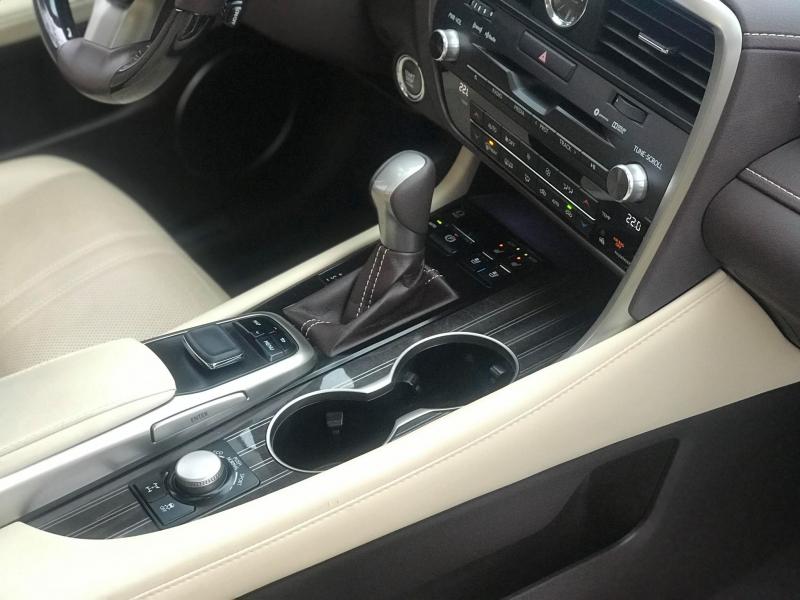 Lexus RX 350 2016 price $34,800