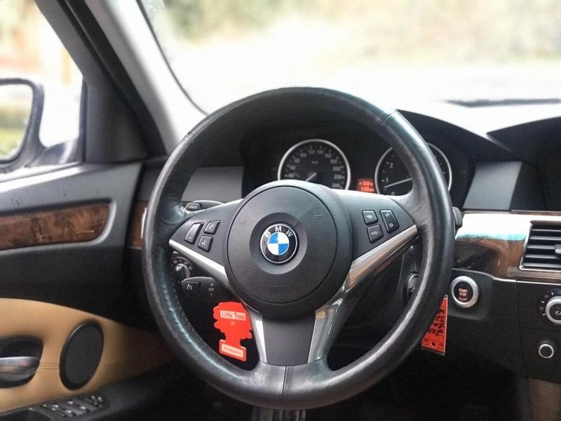 BMW 5-Series 2010 price $8,800