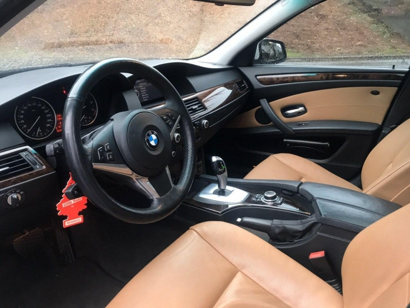 BMW 5-Series 2010 price $8,000