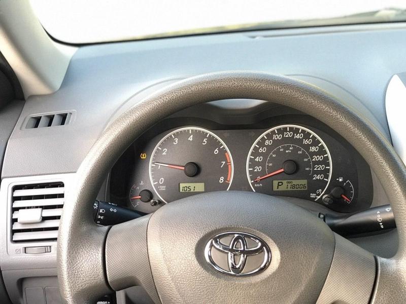 Toyota Corolla 2009 price $8,800