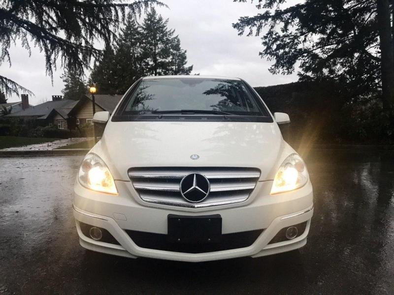 Mercedes-Benz B-Class 2011 price $7,800
