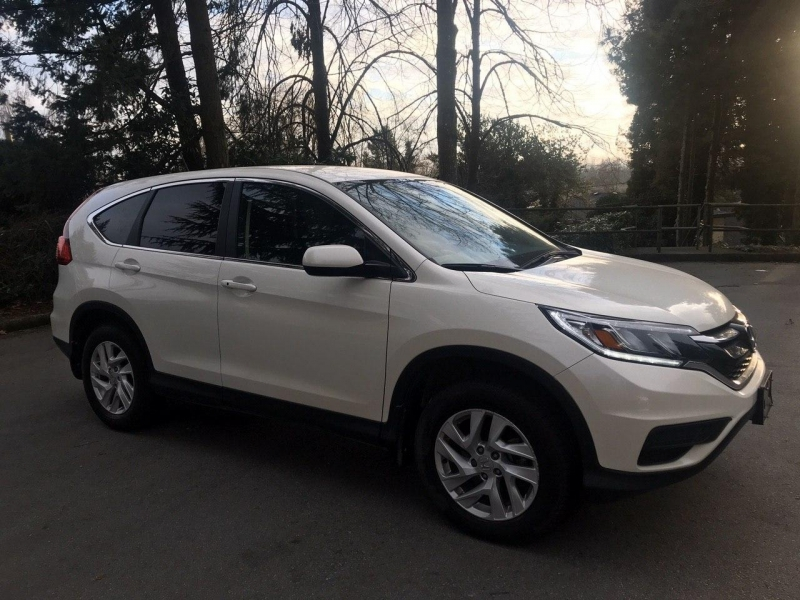 Honda CR-V 2015 price $16,800