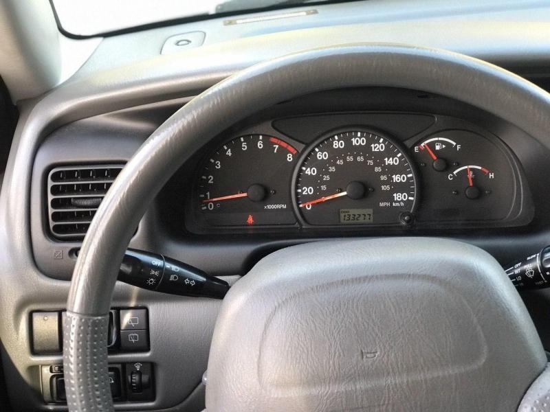 Suzuki XL7 PLUS 2002 price $4,800