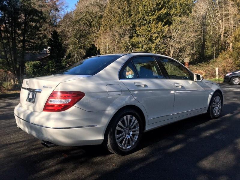 Mercedes-Benz C-Class 2012 price $13,800