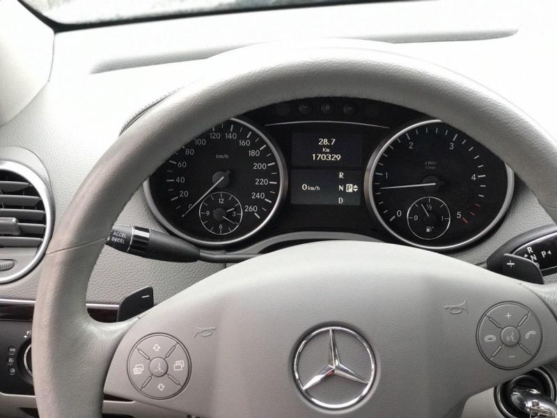 Mercedes-Benz GL-Class 2009 price $14,800