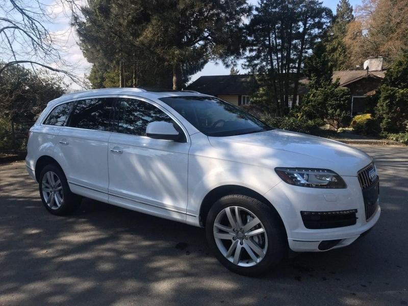 Audi Q7 2010 price $15,800