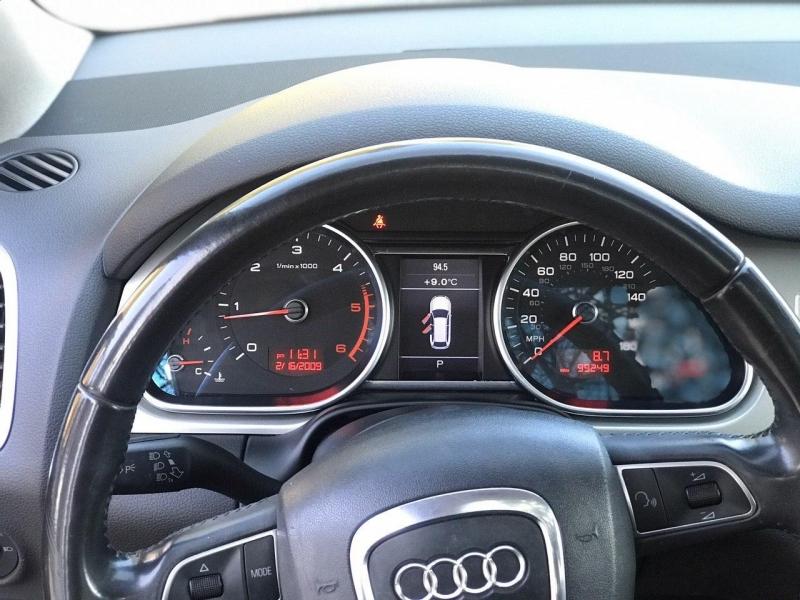 Audi Q7 2010 price $14,800