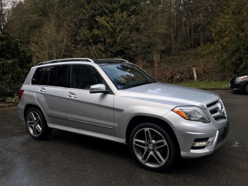 Mercedes-Benz GLK-Class 2014 price $21,500