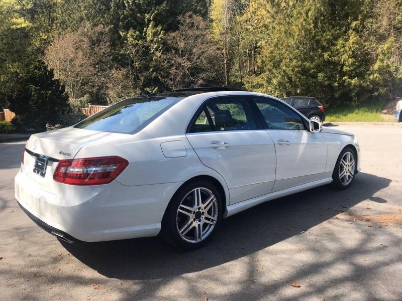 Mercedes-Benz E-Class 2010 price $15,800