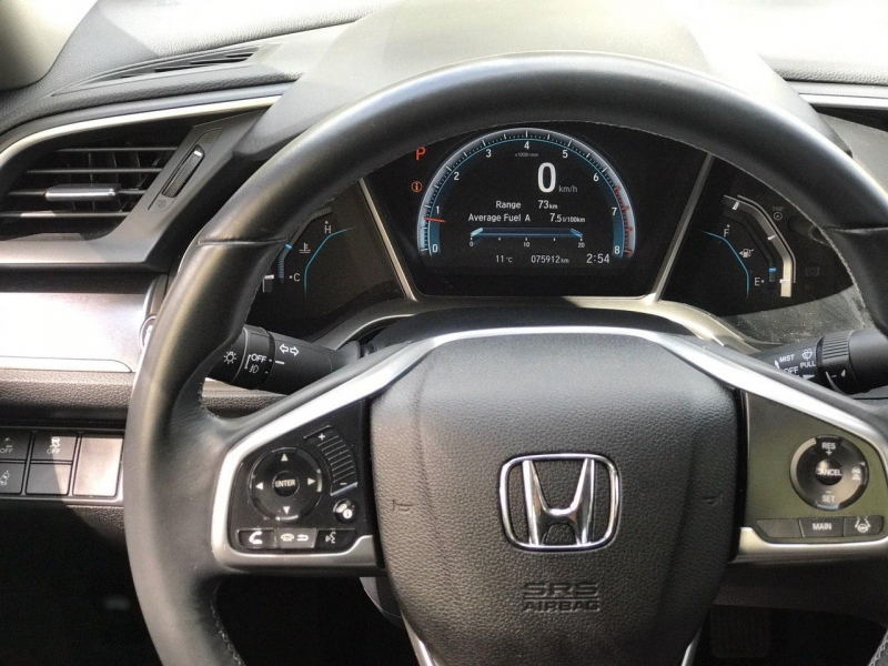 Honda Civic Sedan 2018 price $15,800