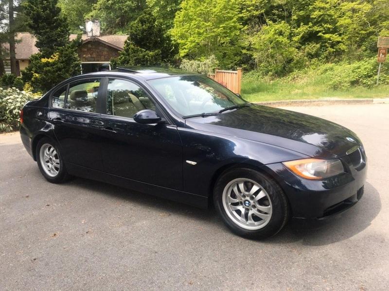BMW 3-Series 2006 price $5,500