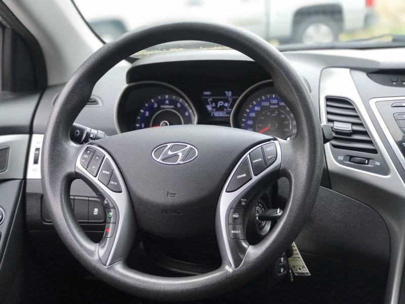 Hyundai Elantra 2015 price $8,800