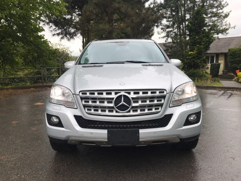 Mercedes-Benz M-Class 2009 price $12,800