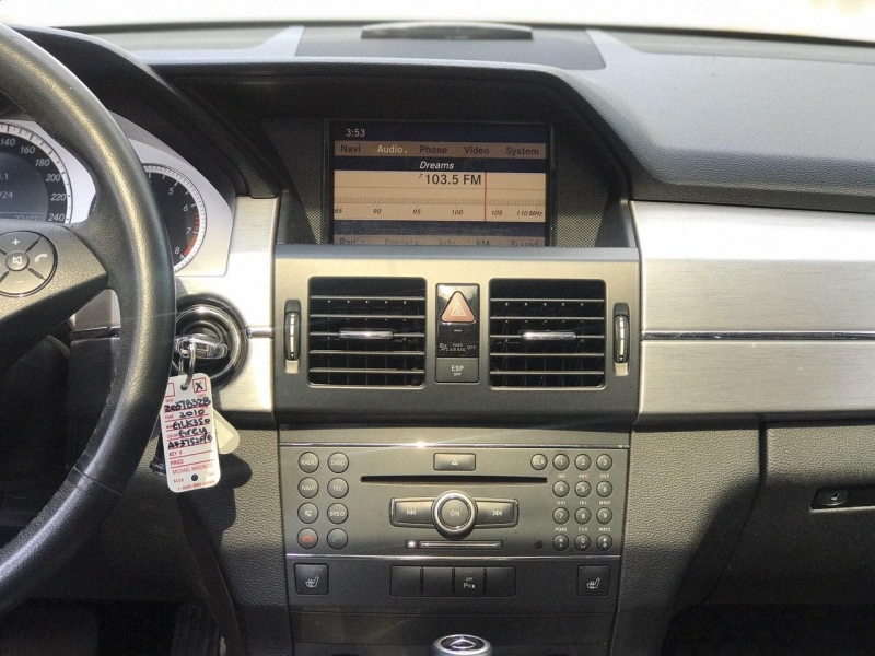 Mercedes-Benz GLK-Class 2010 price $13,500