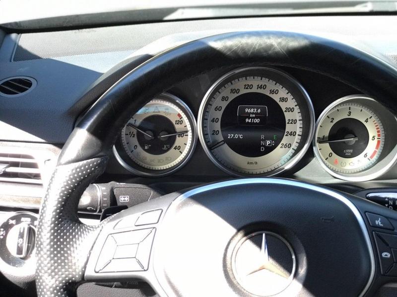 Mercedes-Benz E-Class 2014 price $20,500