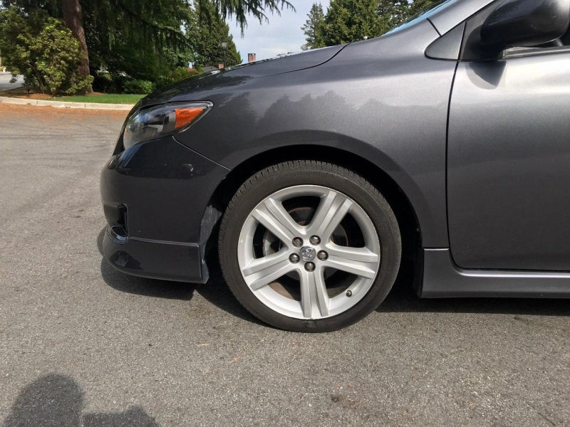 Toyota Corolla 2010 price $8,800