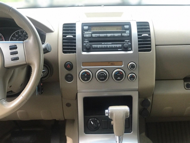 Nissan Pathfinder 2006 price $7,800