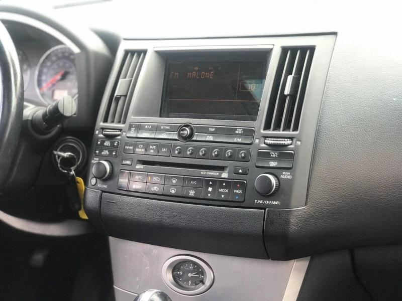 Infiniti FX35 2004 price $5,500