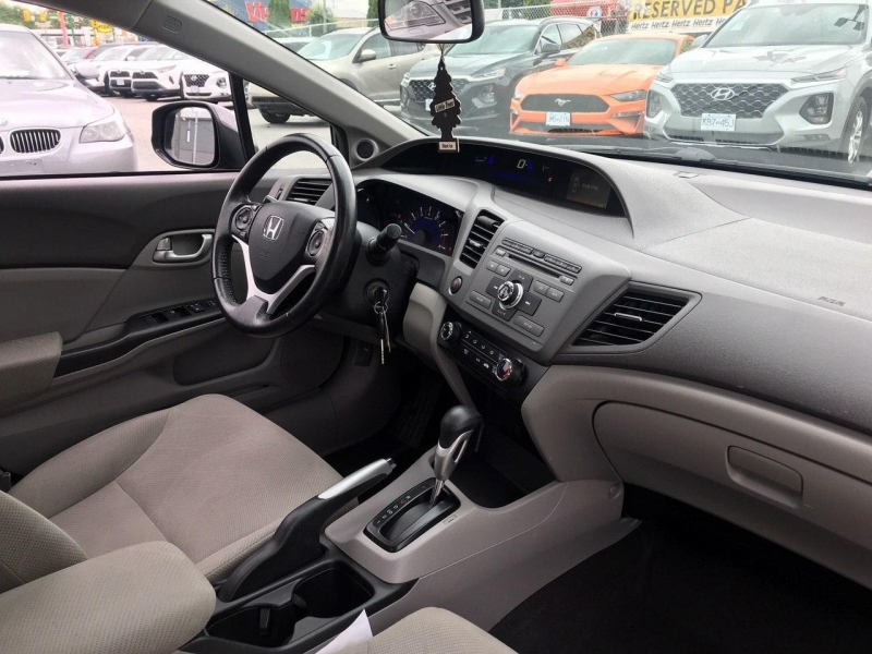 Honda Civic Sdn 2012 price $9,500