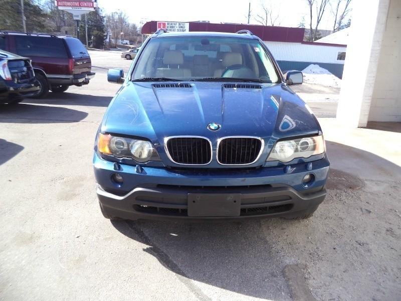 BMW X5 2001 price $4,100