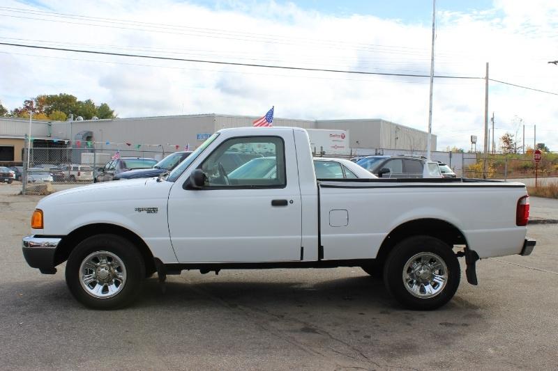 Ford Ranger 2001 price $3,800