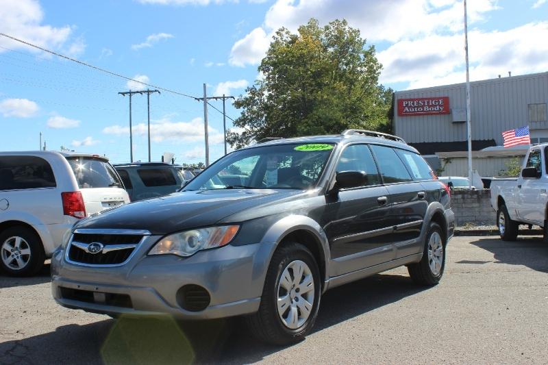 Subaru Outback 2009 price $4,800
