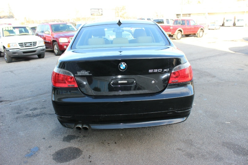 BMW 5-Series 2007 price $5,900