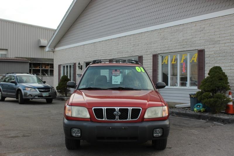 Subaru Forester 2001 price $3,950